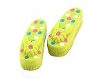 Polka Dot Flip Flop Soap