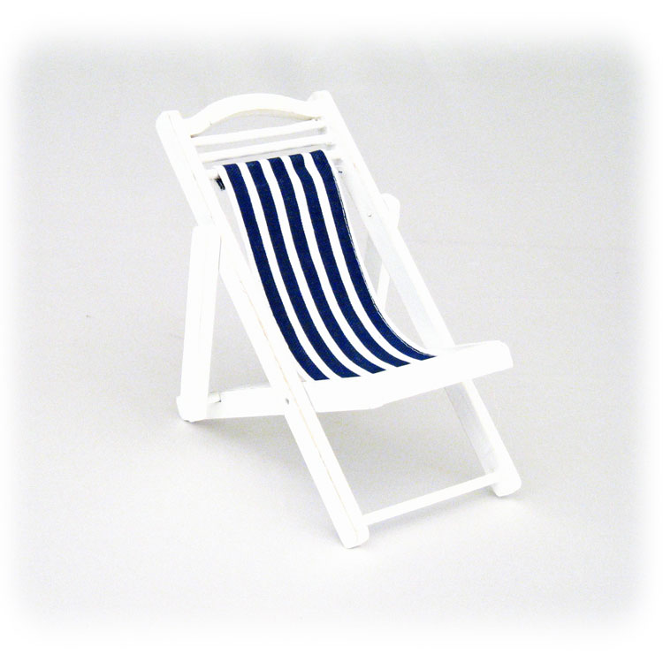 Mini 6 5 Wood Canvas Folding Deck Beach Chair Beach Theme Party