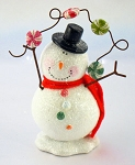 "6"" Snowman Juggling Peppermints - 1 of 3 styles"