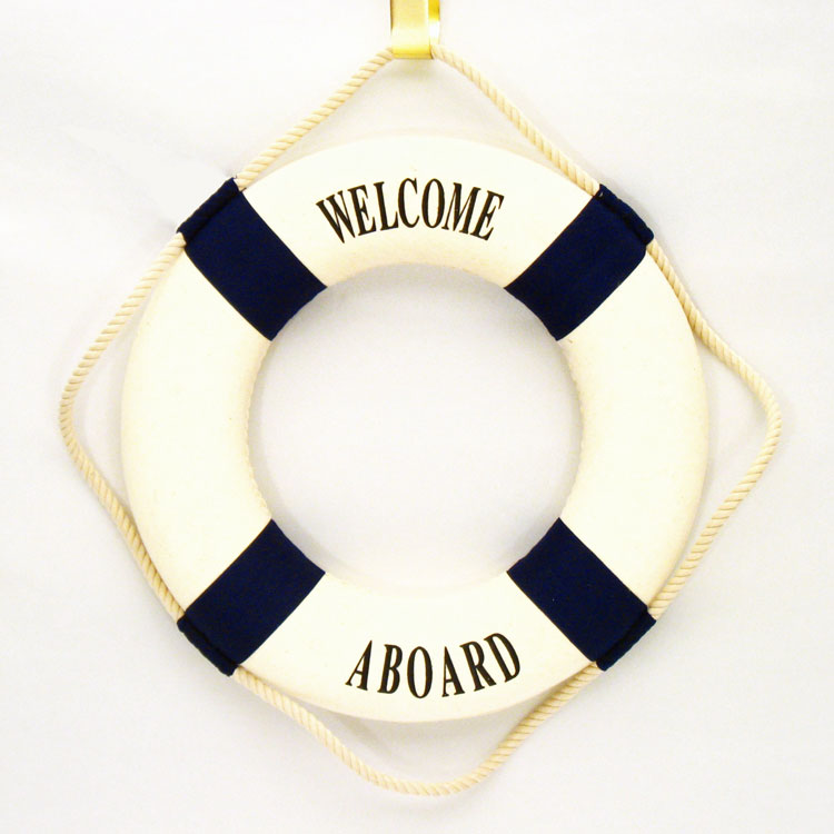 Stunning Welcome aboard Life Ring 750 x 750 · 58 kB · jpeg