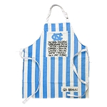 University of North Carolina Tar Heels Apron