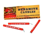 Dynamite Birthday Candles (10)