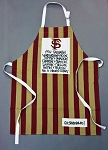 Florida State University FSU Seminoles Apron