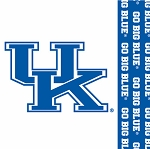 Kentucky Wildcats Beverage Napkins (20)