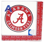 Alabama Roll Tide Luncheon Napkins (20)