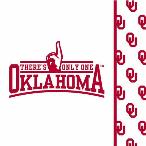 Oklahoma Sooners Beverage Napkins