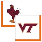 Virginia Tech Hokies Beverage Napkins (36)