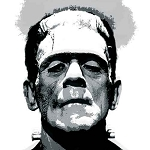 Frankenstein Beverage Napkins (20)