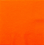 Orange Peel 3-Ply Beverage Napkins (50) ** DISCONTINUED **