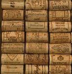 Wine Corks Beverage Napkins (20)