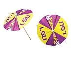 LSU Tigers Drink Umbrellas/Parasols (24)