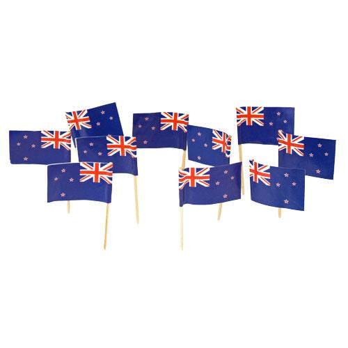 New Zealand Flag Toothpicks
