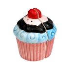 Magnetic Cupcake Salt & Pepper Shakers - 2 colors