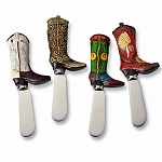 Cowboy Boot Handle Spreaders (4 assorted)