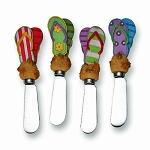 Beach Sandals Handle Spreaders (4 assorted)