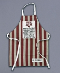 Texas  A&M Aggies Apron