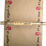 34-Foot Grillin' Time Kraft Paper Banquet Roll
