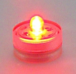Red Submersible LED Accent/Floral Light