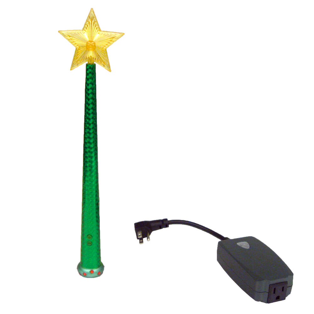 Magic Light Wand Remote Control Amp Receiver System