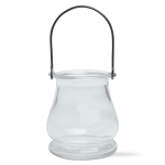 Clear Mini Lantern Candle Holder