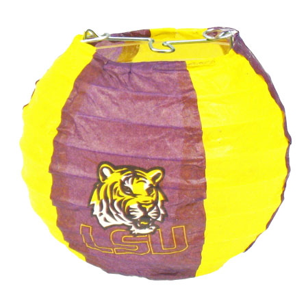 Louisiana State University Tailgating & Party Supplies LSU Tigers