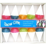 Icy Snow Cone String Lights