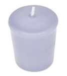 Lilac Purple 15 hr Unscented Votive Candle