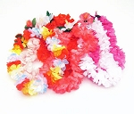 Children's Silk Carnation Hawaiian Lei