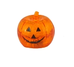 Jack-O-Lantern Pumpkin LED Ice Cube