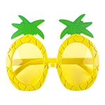 Pineapple Plastic Sunglasses
