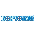 3-Foot Bon Voyage Nautical Banner