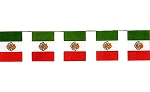 Paper Mexican Flag Border