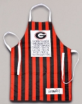 University of Georgia Bulldogs Apron