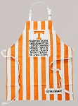 University of Tennessee Volunteers Apron
