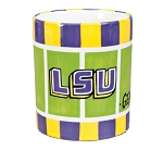 Extra Large 24 oz. Louisiana State University Ceramic Stadium Mug