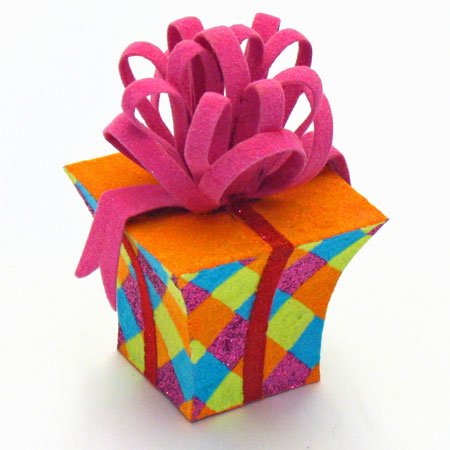 Brighten the Birthday With Colorful Designer Present ...