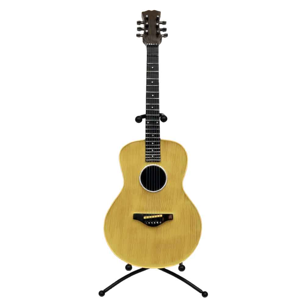 14 acoustic guitar on stand centerpiece music themed for Acoustic guitar decoration