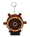 Captain's Wheel Weight/Card Holder