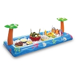 4.5' Hawaiian Luau Inflatable Tropical Buffet