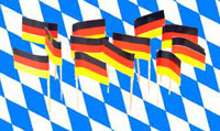 Germany Toothpick Flags