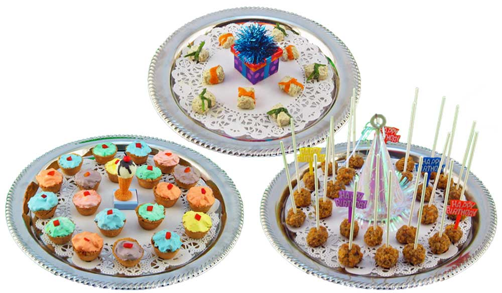 Birthday theme party food ideas hors doeuvre recipes forumfinder Choice Image