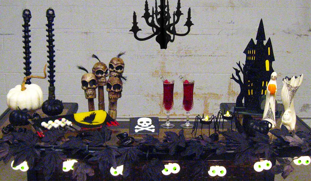 Unique Halloween Party Decorations To Suit Your Good Taste - Odd Halloween Decorations