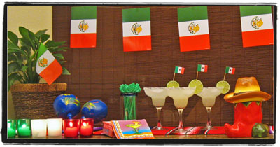 - Mexican Party Decorations