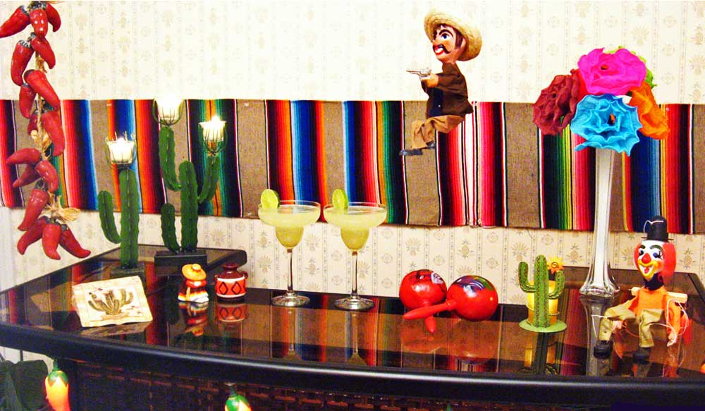 Decorating With Fiestaware Home Choose Theme Mexican Fiesta Mexican Fiesta Decorations
