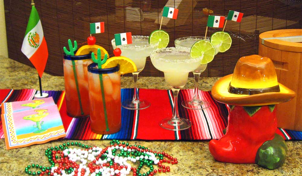 cocktail ideas for a mexican fiesta party drink recipes - Mexican Fiesta Decorations