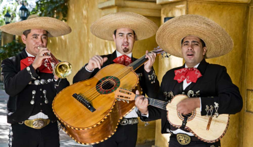 mexican fiesta theme musical suggestions for your party playlist