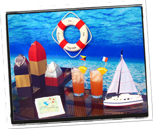 nautical party decorating ideas hosting guide - Nautical Party Decorations
