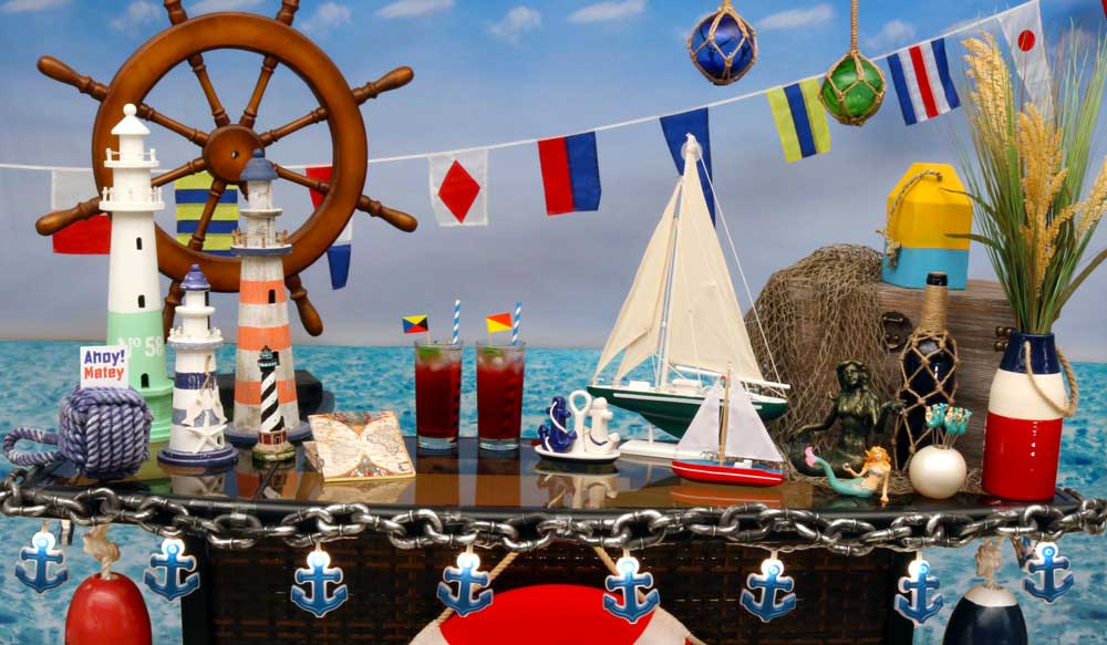 Nautical Party Decorating Ideas Amp Hosting Guide