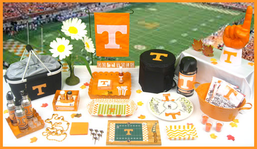 University of Tennessee Tailgating & Party Supplies  UT Vols ~ 220542_Birthday Party Ideas Utah