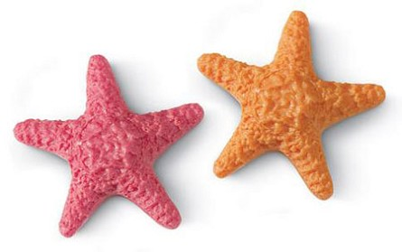 Starfish Soap - Pink or Orange